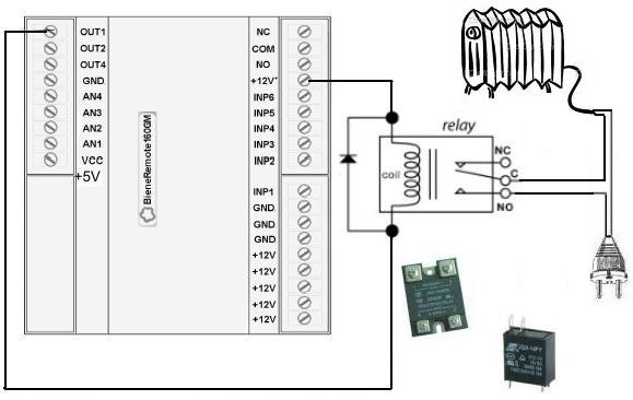480v wiring diagram for alternating relay